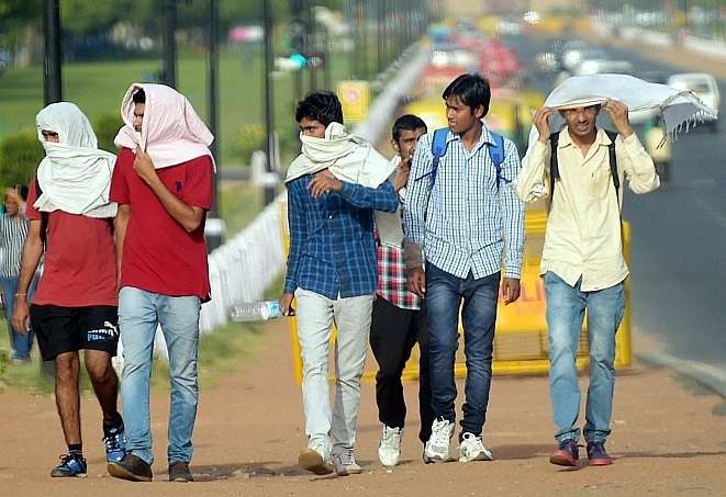 Driest September in Delhi in 16 years
