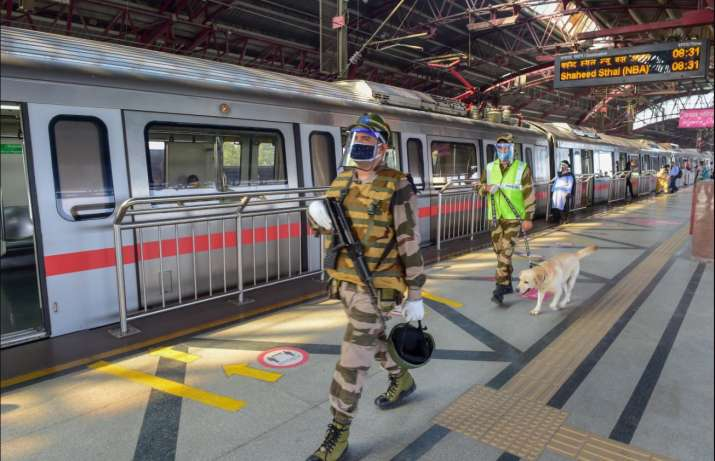 Delhi Metro Phase 4 stations will accept 'One Nation One Card', mobile phones for entry/exit: DMRC c