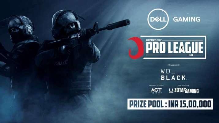Dell Gaming TEC Pro League: Esports Club Launches a Five Months Pro League