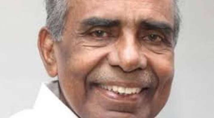 CF Thomas, veteran Kerala Congress leader and Changanassery MLA, dies