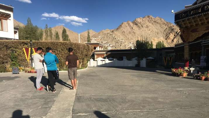 India Tv - Earthquake, Ladakh, Leh