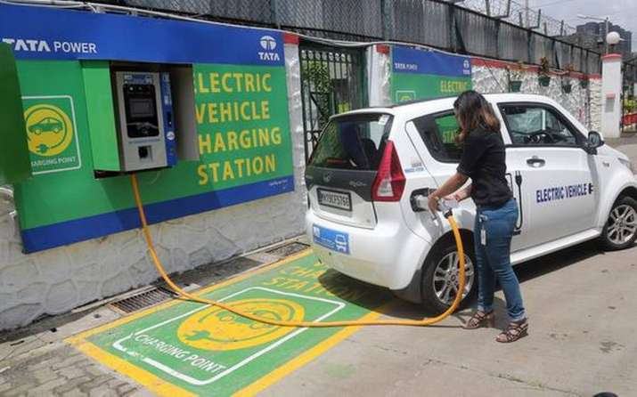 Centre mulls installing EV charging kiosks at around 69,000 petrol pumps in country