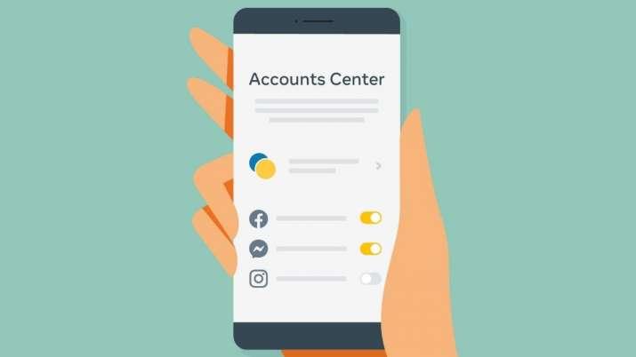 facebook, facebook messenger, instagram, facebook accounts center, facebook apps, facebook unifying
