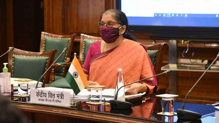 GST compensation cess of Rs 20,000 cr to be disbursed to states tonight: FM Sitharaman