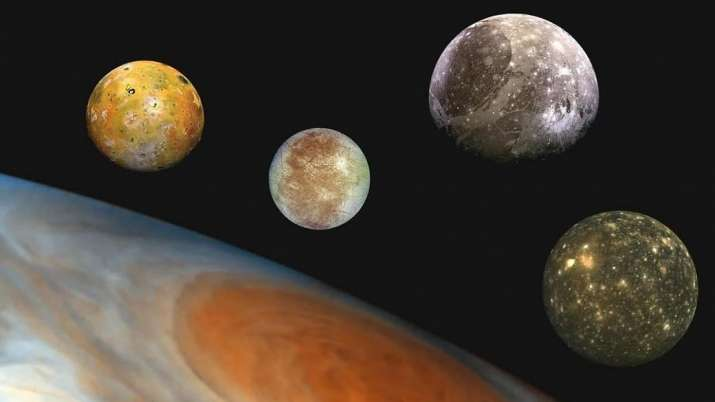 Jupiter's Galilean moons are heating each other up
