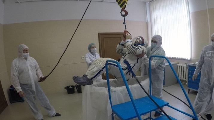 Gaganyaan Space suits
