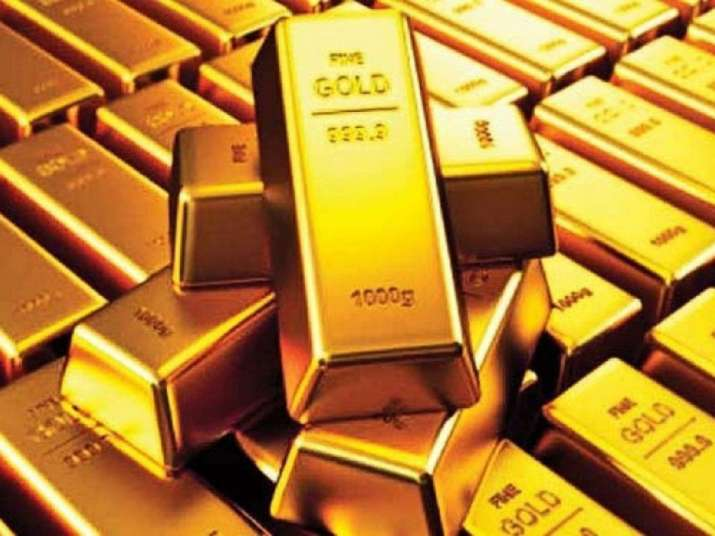 Gold imports down 57% to USD 6.8 billion in H1 FY21