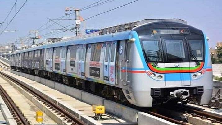 Hyderabad Metro services