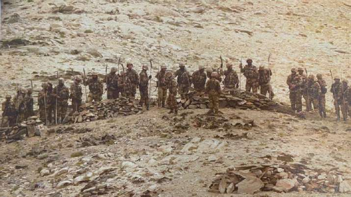 Chinese soldiers, India China tension, Mukhpari, Ladakh