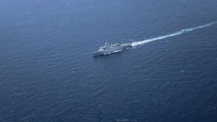 India China standoff: Indian Navy tracks Chinese research vessel in Indian Ocean