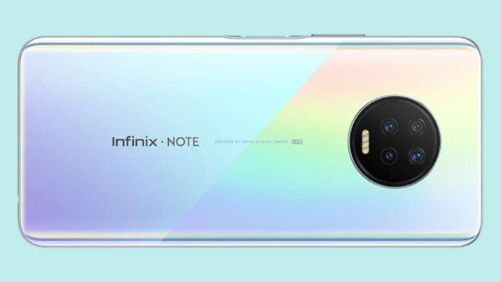 infinix, infinix smartphones, infinix note 7, infinix note 7 launch in india, infinix note 7 specifi