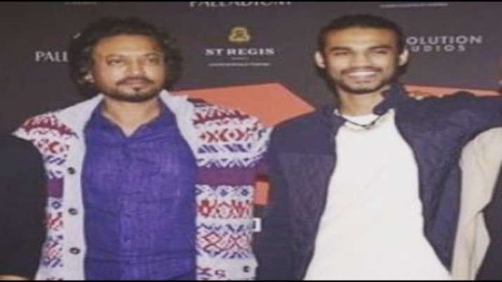 Irrfan Khan's son Babil gives a befitting reply to haters