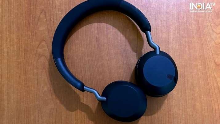 India Tv - jabra, jabra headphones, jabra elite 45h headphones, jabra elite 45h headphones launch in india, jab