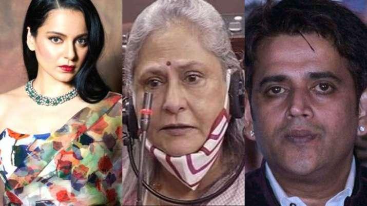 How Ravi Kishan, Kangana Ranaut responded to Jaya Bachchan's 'thaali me ched' comment