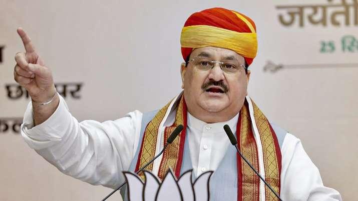 JP Nadda, BJP