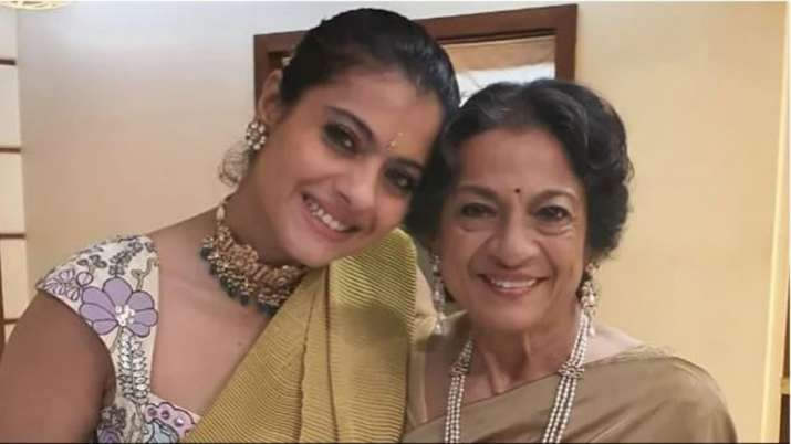 Kajol and Tanishaa Mukerji share heartwarming posts for mom Tanuja's birthday