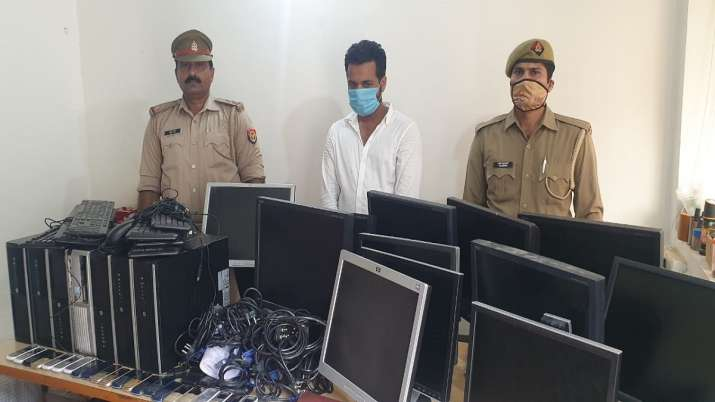 Ghaziabad, Ghaziabad Police, Fake call centre