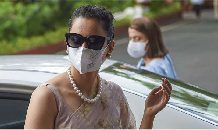 Kangana Ranaut's Rs 2 crore demand abuse of law, should be dismissed with costs: BMC to High Court