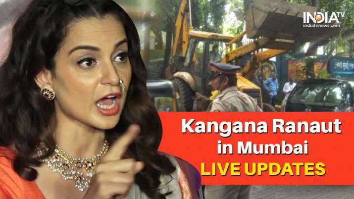Kangana Ranaut Row LIVE Updates: Bombay High Court to hear actress' petition today at 3 pm