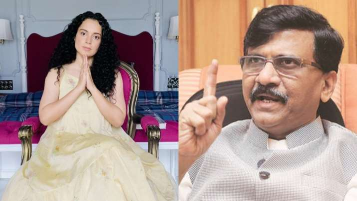 Kangana Ranaut to Sanjay Raut: Have complete freedom of expression, I'll see you on September 9