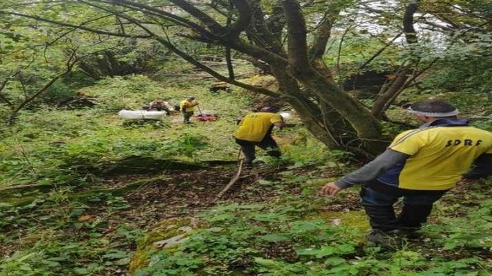 Kedarnath disaster: 4 human skeletons found during search operation in Uttarakhand