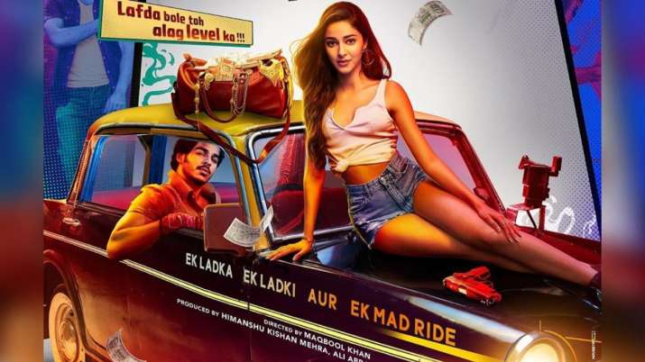 Ishaan Khatter, Ananya Panday starrer 'Khaali Peeli' to release on October 2