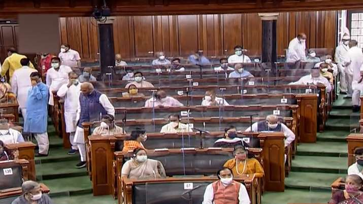 Lok Sabha, Monsoon session, Parliament