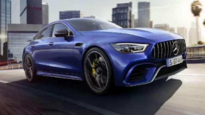 Mercedes Benz launches AMG GLE 53 4MATIC+ Coupe