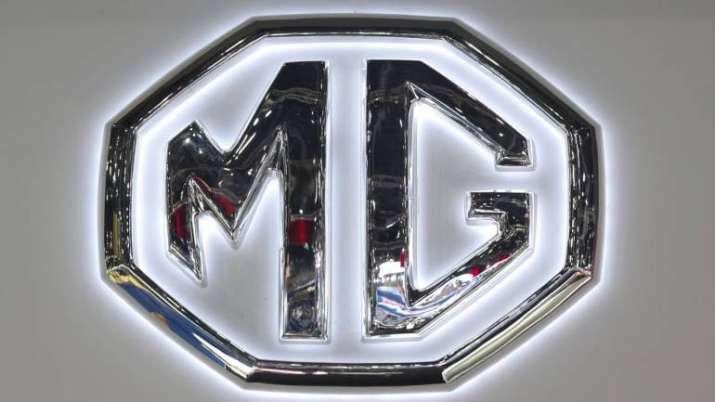 MG Motor India unveil's India's first autonomous level-1 premium SUV Gloster