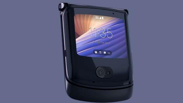 motorola, motorola smartphones, motorola foldable smartphone, moto razr 5g, moto razr 5g launch, mot