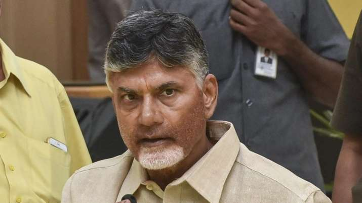 Six TDP MLAs suspended, ex-CM Naidu walks out of Andhra Pradesh Assembly