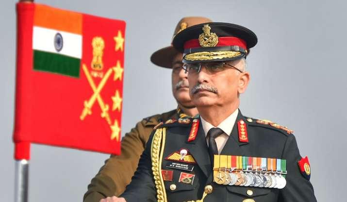 Army Chief General MM Naravane/FILE