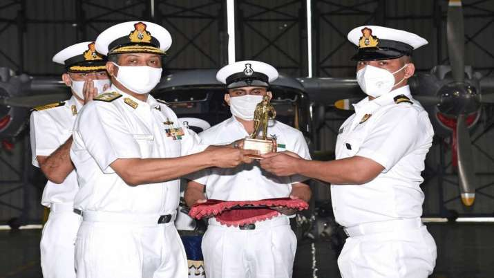 In a historic first, 2 women officers to be posted on Indian navy warship, will fly helicopters