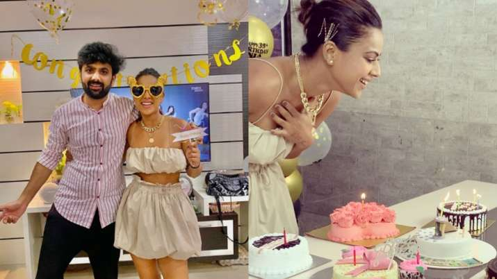 Nia Sharma shares fun-filled photos, videos from her 30th birthday celebration. Seen yet?