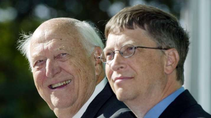 William H. Gates, father of Microsoft co-founder dies at 94