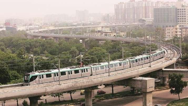 Noida Metro, Noida Aqua line metro