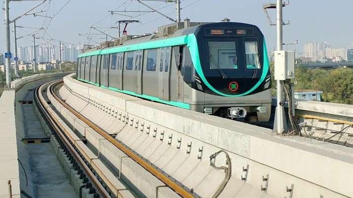Noida Aqua Line extension, Greater Noida