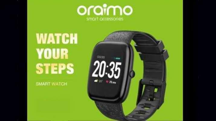 oraimo, oraimo smartwatch, oraimo tempo 1s, oraimo tempo 1s launch, oraimo tempo 1s features, oraimo