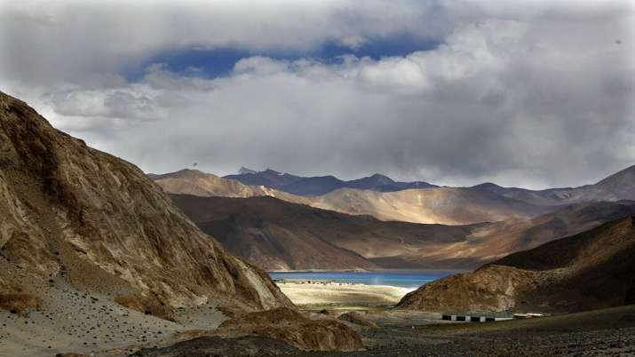 South Pangong Lake, India China tension, India China border tension, China