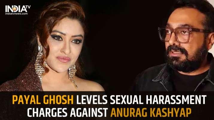 Anurag Kashyap vs Payal Ghosh Sexual Harassment Case Updates