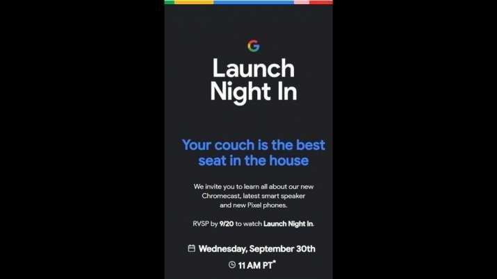 India Tv - Google, Google Pixel, Pixel, Pixel 5, Pixel 5 Launch, Pixel 5 Launch September 30th, Pixel 5 featu