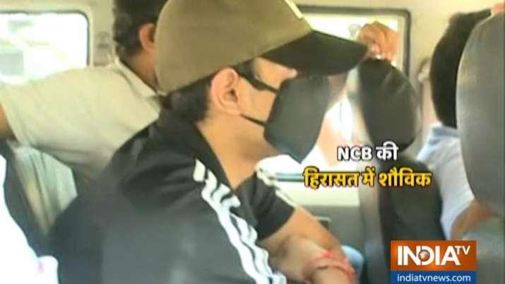 Rhea's bother Showik Chakraborty, Samuel Miranda detained by NCB