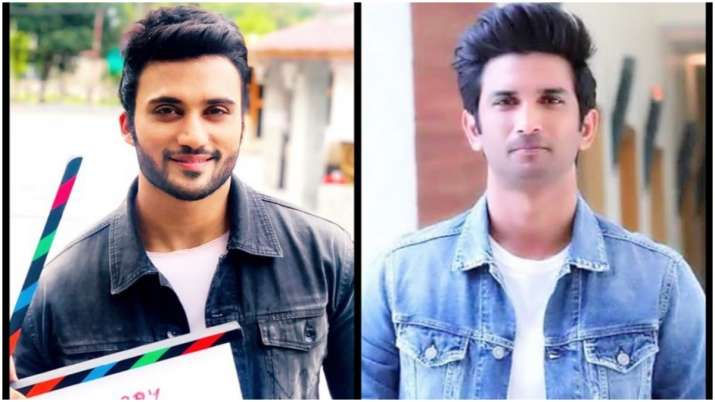 Zuber K. Khan stars in Sushant Singh Rajput inspired film backed by wife of Shruti Modi's lawyer