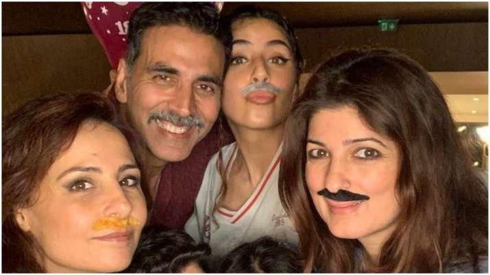 Twinkle Khanna pens heartfelt note on son Aarav's 18th birthday