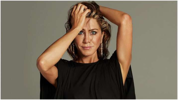 Jennifer Aniston reveals she once considered quitting showbiz