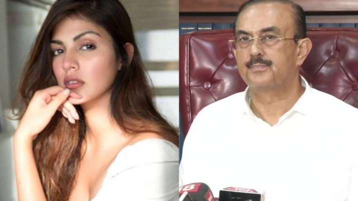 FIR by Rhea Chakraborty illegal, will take serious action: Sushant Singh Rajput's family lawyer