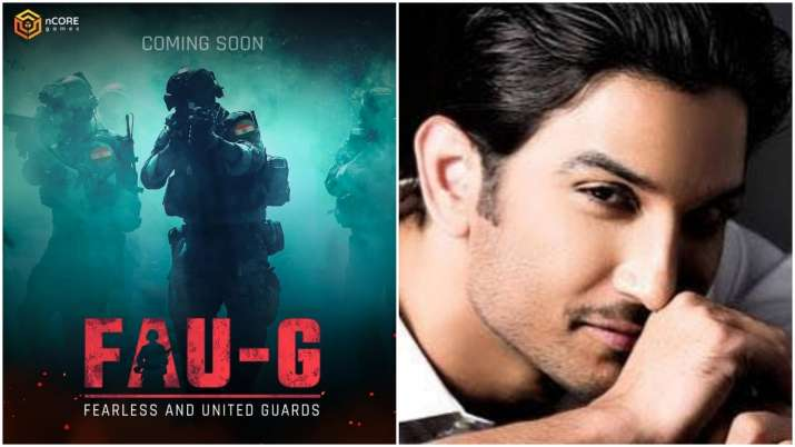 Sushant Singh Rajput didn't conceptualise action game FAU-G: Gaming company