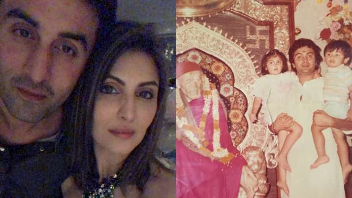 Ranbir Kapoor's sister Riddhima Kapoor Sahni showers love on birthday boy