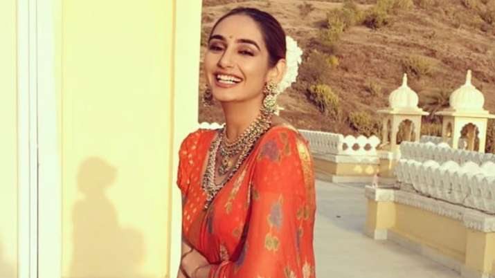 CCB conducts searches at Kannada film actress Ragini Dwivedi's residence in Bengaluru