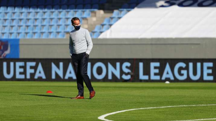 Manager Gareth Southgate urges England to learn from their mistakes